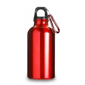 400 ml športová fľaša s karabínou