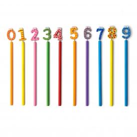 """""""Čísla"""" ceruzky"""