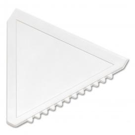 Trojuholník škrabky na ľad