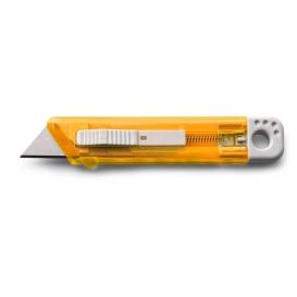 Nôž na tapety s bezpečnostným mechanizmom