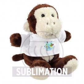 Elli, plyšová opica