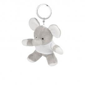 Jimbo, plyšový slon, krúžok na kľúče
