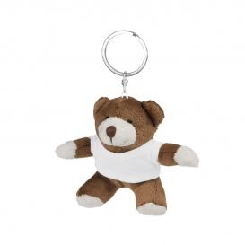 Larry Brown, medvedík, krúžok na kľúče