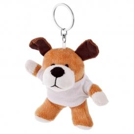 Grover, plyšový pes, krúžok na kľúče