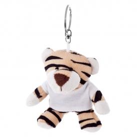 Orson, plyšový tigr, krúžok na kľúče