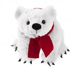 Stephen, plyšový ľadový medveď