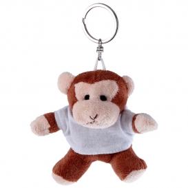 Nana, plyšová opica, krúžok na kľúče
