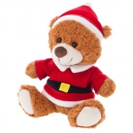 Santi, vianočné medvedíky