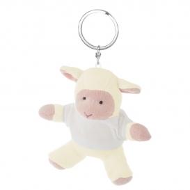Kally, plyšová ovca, krúžok na kľúče