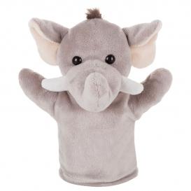 Tank, plyšová bábka, slon