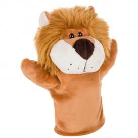 Hunter, plyšová bábka, lev