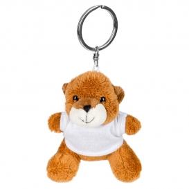 Hazel, medvedík, krúžok na kľúče