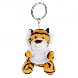 Raine, plyšový tigr, krúžok na kľúče