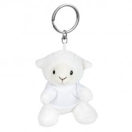 Colleen, plyšová ovca, krúžok na kľúče
