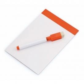 Magnetická doska na písanie, pero, guma