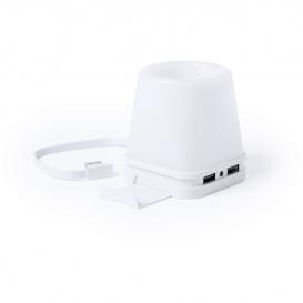 Hub USB 2.0, nádoba na písacie potreby, stojan na telefón