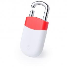 Bezdrôtový detektor kľúčov, visiaci zámok