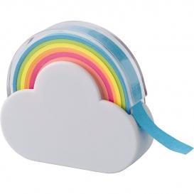 """Páska na poznámky """"cloud"""", lepiace poznámky"""