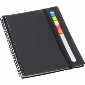 Sada poznámok, zápisník okolo A5, lepiace poznámky