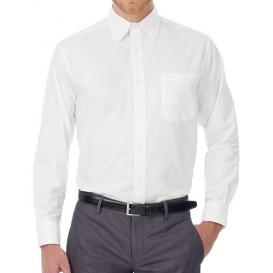 Shirt Oxford Long Sleeve / Men