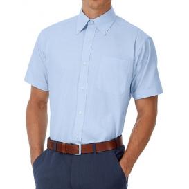 Shirt Oxford Short Sleeve / Men