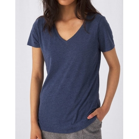 V-Neck Triblend T-Shirt / Women