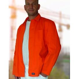 Classic Long Work Jacket