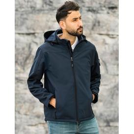 Men 'Hooded Soft-Shell Jacket