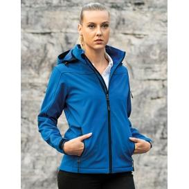 Women Hooded Soft-Shell Jacket
