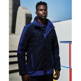Men 'Contrast Softshell Jacket 3in1