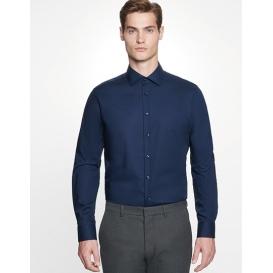 Men `Shirt Shaped Fit Longsleeve
