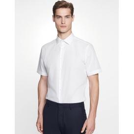 Men `Shirt Shaped Fit Shortsleeve