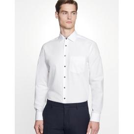 Men `Shirt Poplin Regular Fit Longsleeve