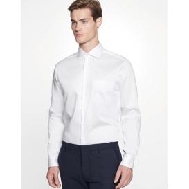 Men `Shirt Regular Fit Twill Longsleeve