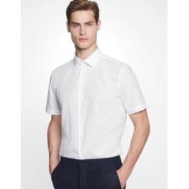 Men `Shirt Slim Fit Shortsleeve