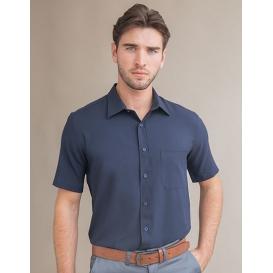 Men `Wicking Short Sleeve Shirt