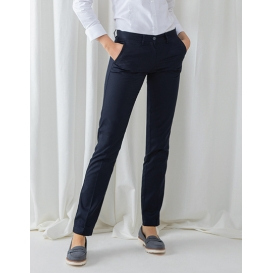 Ladies` 65/35 Poly / Cotton Chino