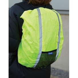 High Visibility Waterproof Rucksack Cover
