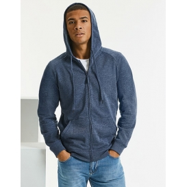 Men `HD Zipped Hood Sweat