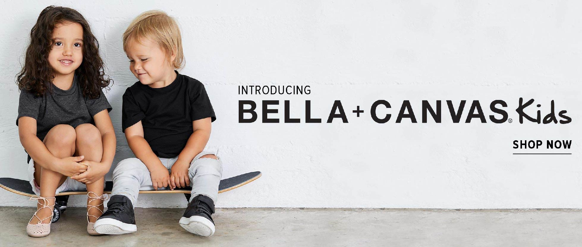 Bella + Canvas --> 100B